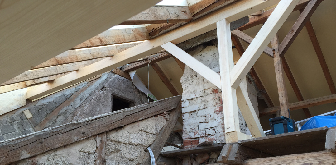 Holzbau Flack - Energetische Gebäudesanierung