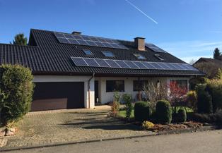 Sanierung Solarthermie